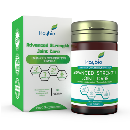 Advanced Strength Joint Care - 30 tablets - Joint Support