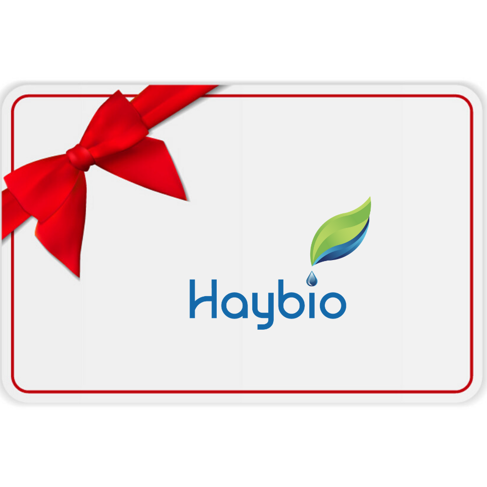 HAYBIO GIFT CARD by  Haybio
