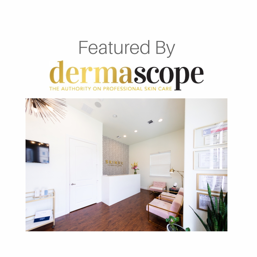 Dermascope Magazine - SkinRX Clinical Spa