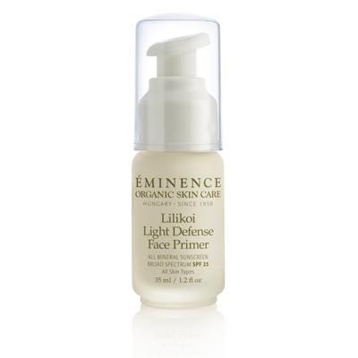 Lilikoi Light Defense Face Primer SPF 23 (1.2 oz) - Eminence