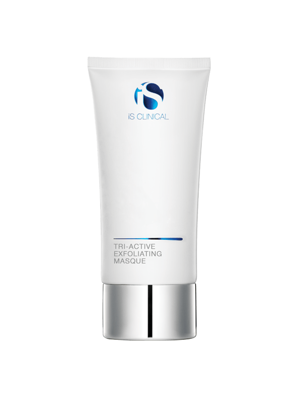 Tri-Active Exfoliating Masque (4 oz)- iS Clinical