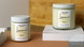 Luxuriant- Soy Wax Candle 1
