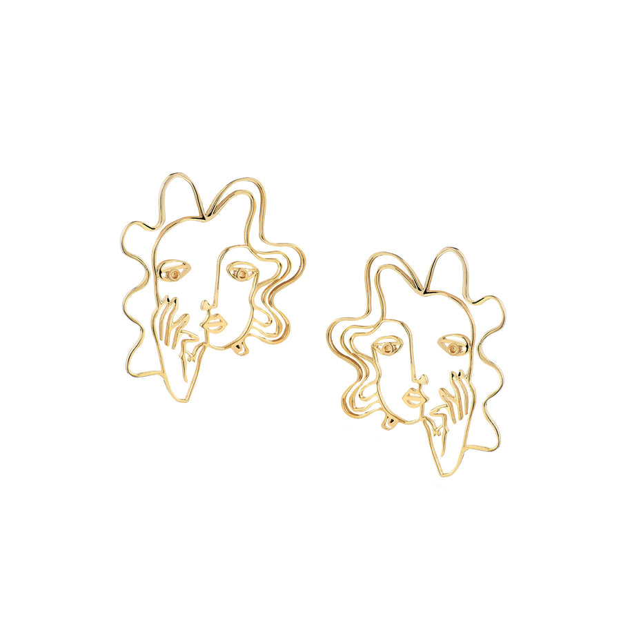 Olga Earrings
