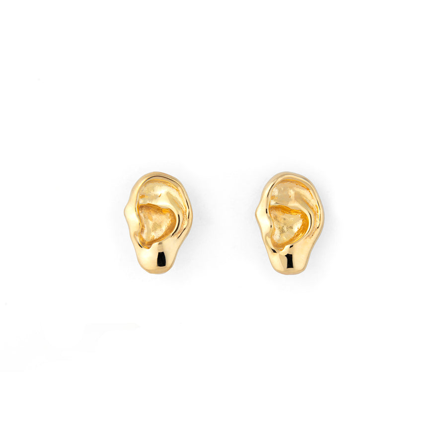 Teresa Earrings Gold Plated