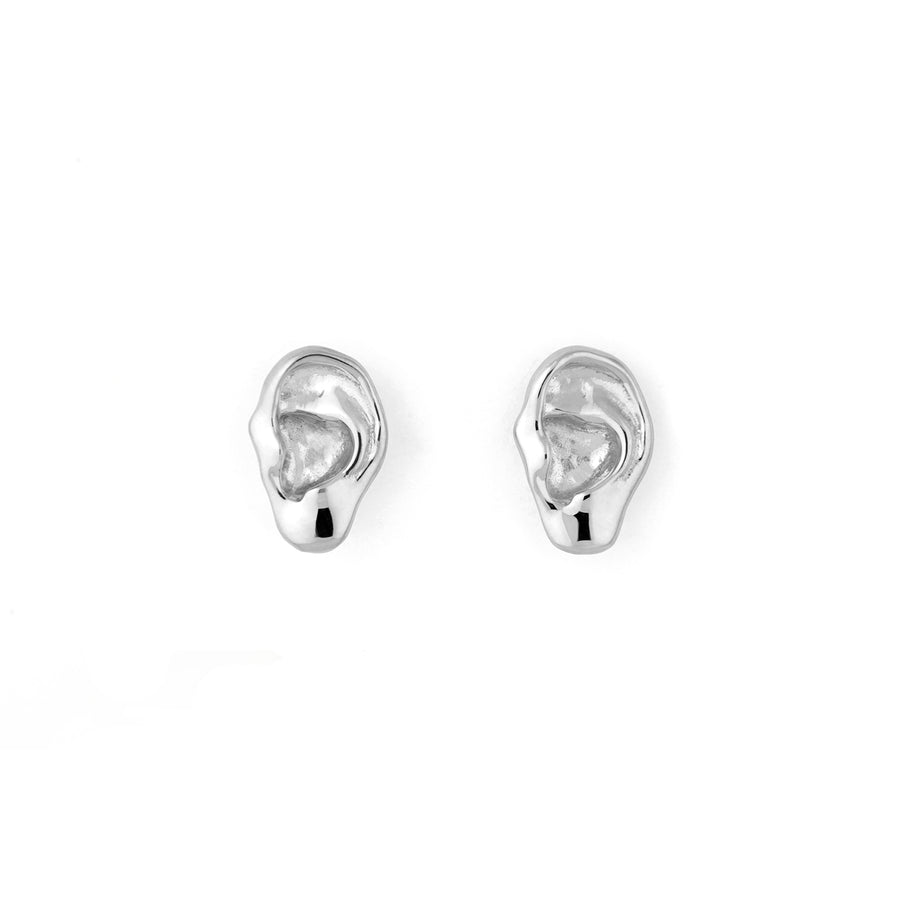 Teresa Earrings Silver