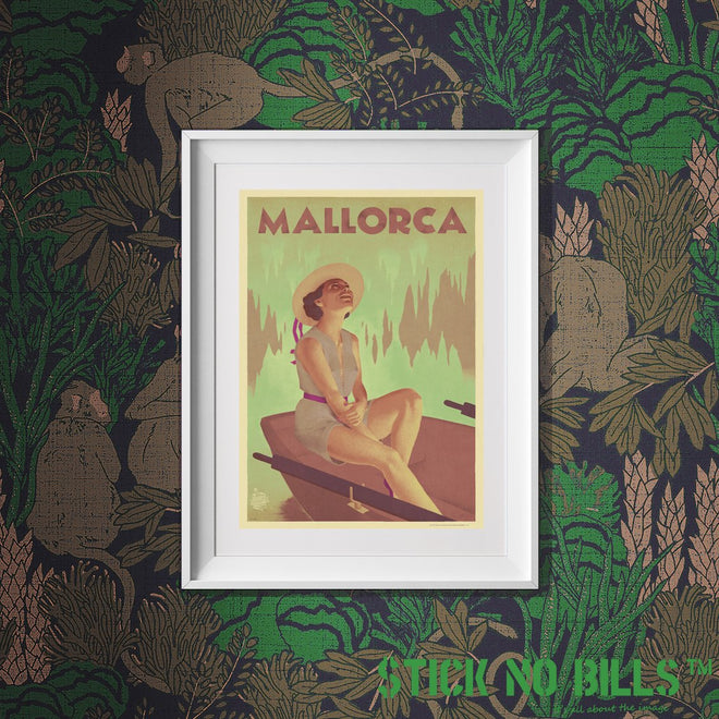 Open Edition A3 Sized Matt Art Board Prints (Mallorca) - £28.95