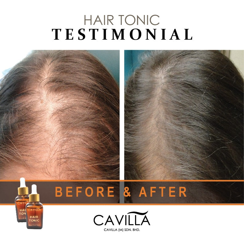 Cavilla Malaysia Way To Thicken Your Hair Exend Your Eyelash Article 06