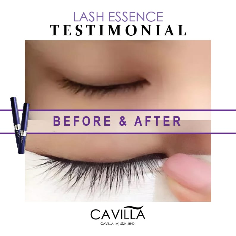 Cavilla Malaysia Way To Thicken Your Hair Exend Your Eyelash Article 13