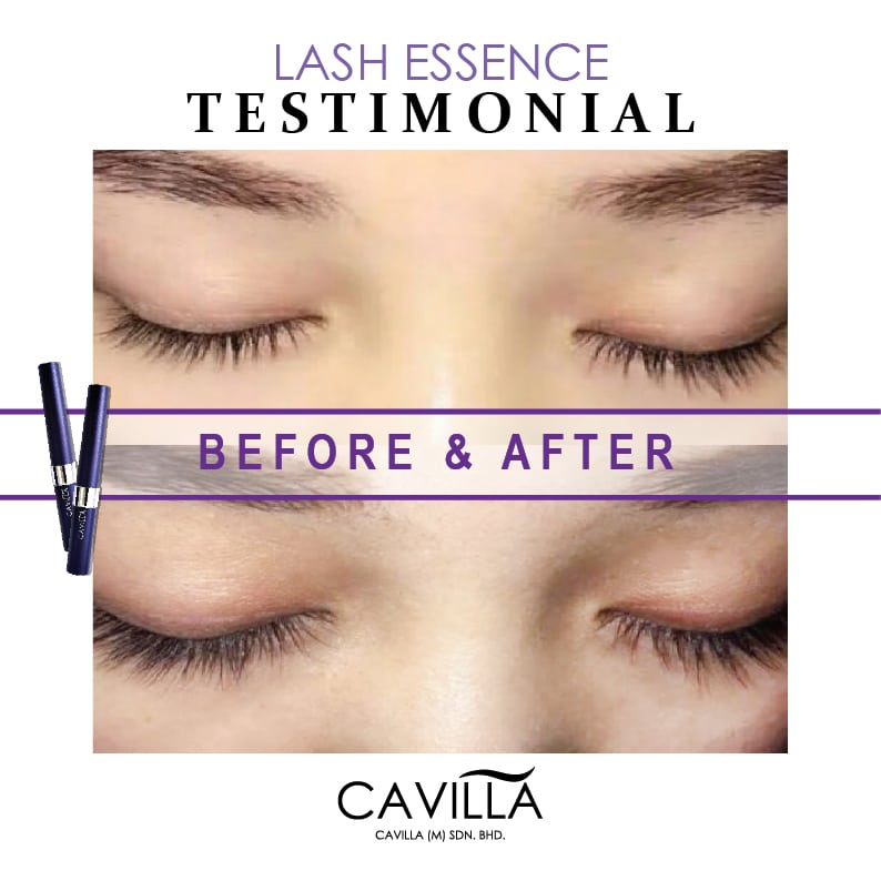 Cavilla Malaysia Way To Thicken Your Hair Exend Your Eyelash Article 14
