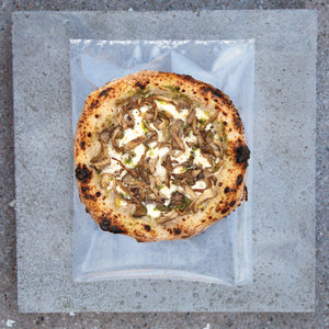 Pizza funghi (sealed) - supermercato.oldscuola