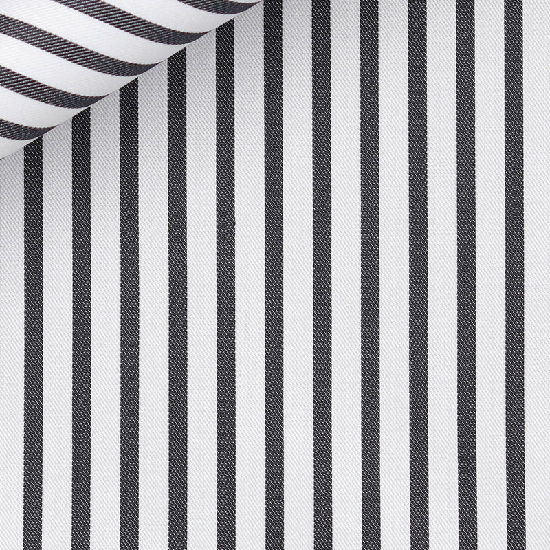 BLACK.STRIPE.TWILL FM39240.49