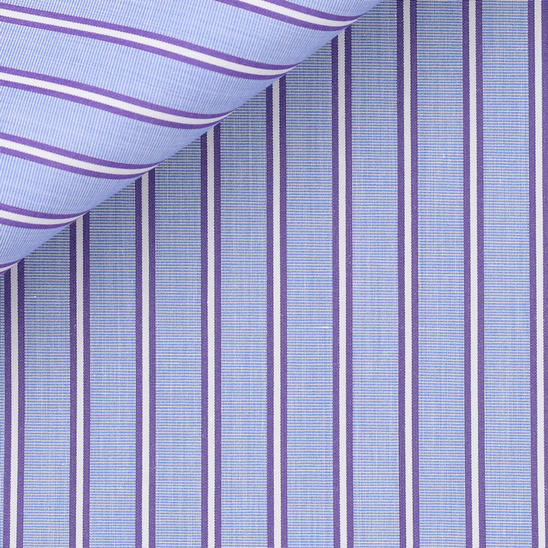 PURPLE.STRIPE.PLAIN FM403526.81
