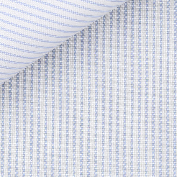 BLUE.STRIPE.OXFORD FM45865.13