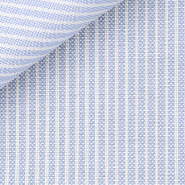 BLUE.STRIPE.OXFORD FM45866.13
