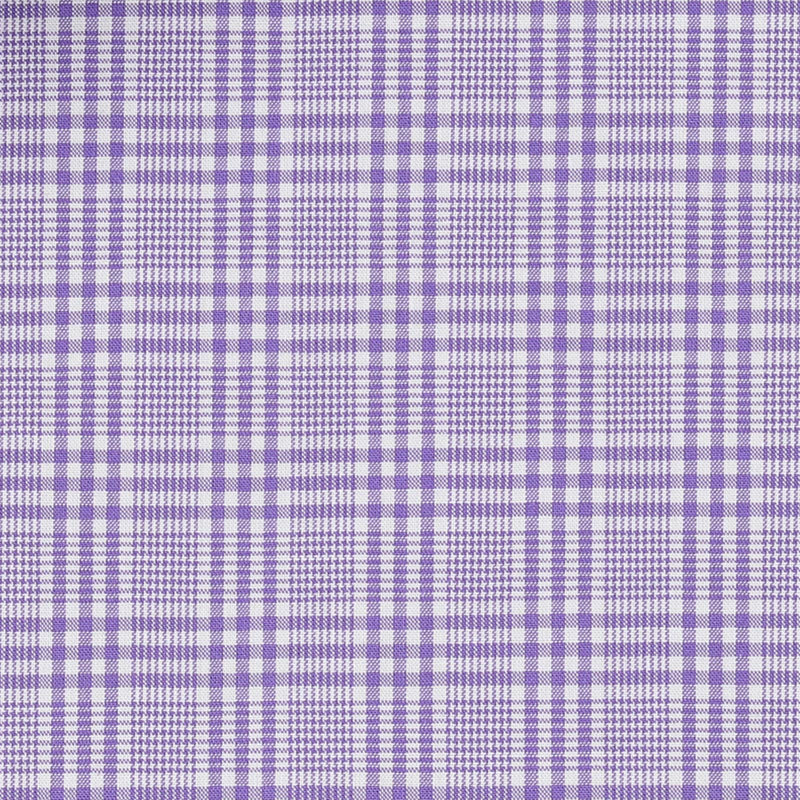 PURPLE.CHECK.PLAIN FM61344.81