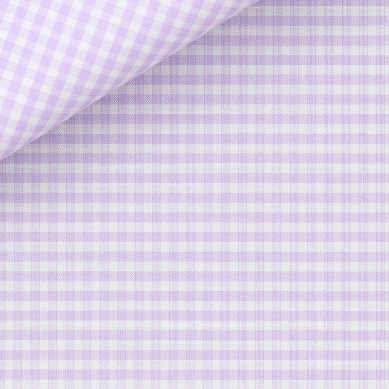 PURPLE.CHECK.TWILL FM69857.81