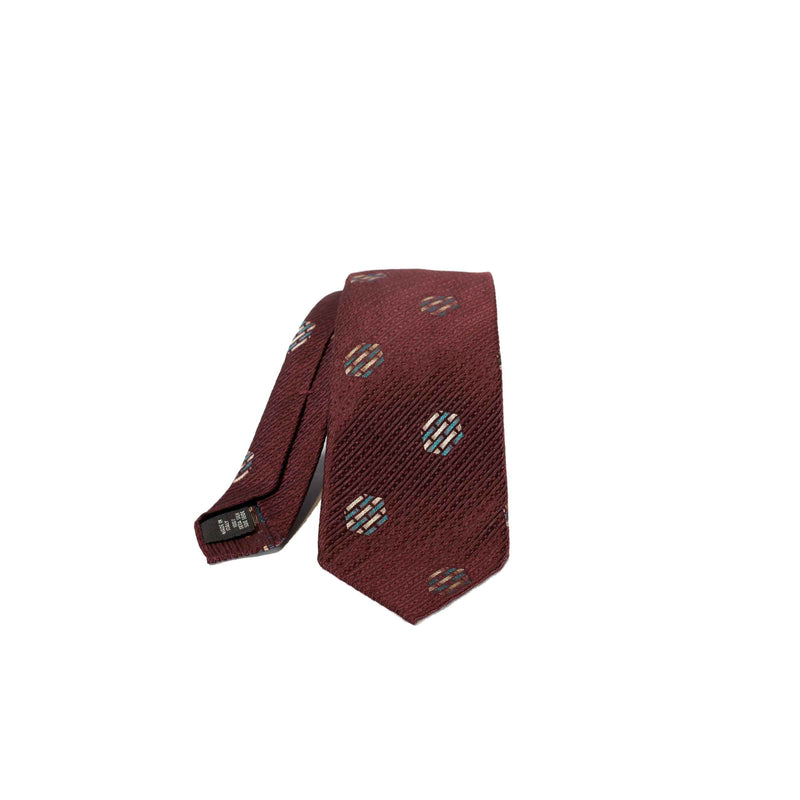 Bryceland's x SEVEN FOLD Red Tie ET027B