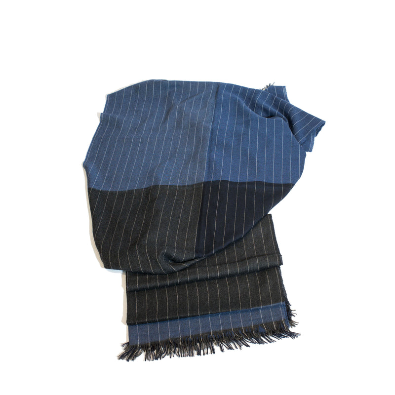 W.W.Chan x Begg & Co cashmere stole