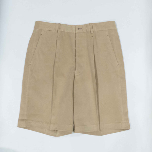 RED GANG - MTO Khaki Midweight (320g) Cotton Shorts