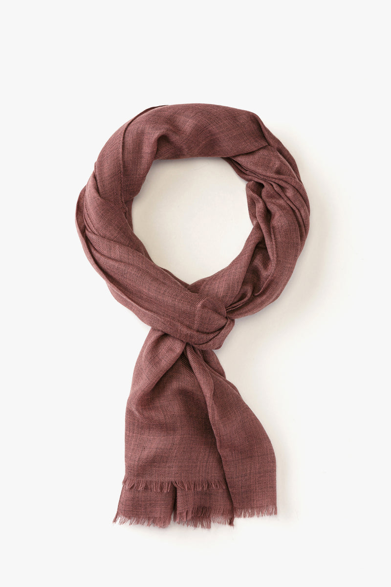 MTO Piacenza Cashmere Stole Chic Pink #81588-15