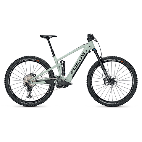 E-Bike Focus Jam2 6.9 Nine Sky Grey 2021