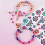 Bedazzled! Charm Bracelets - Blooming Creativity