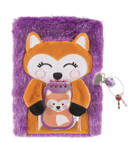 Fox Plush Journal