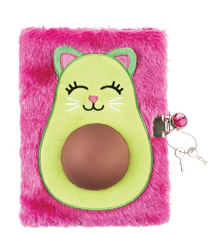 Catocado Squishy Journal
