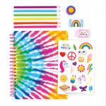 All in One Sketching Set: Tie Dye