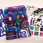 Disney Descendants 3 Sketchbook