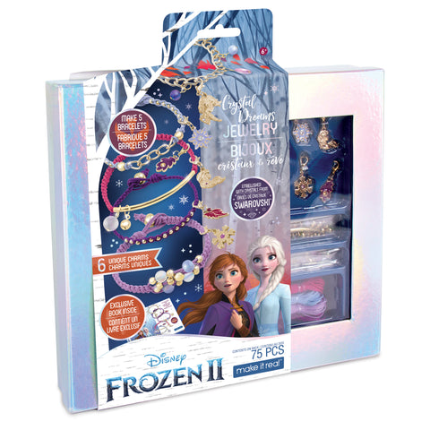 Disney Frozen 2 Crystal Dreams Bracelets