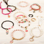 Juicy Couture Pink & Precious Bracelets