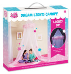 Dream Lights Canopy: Pink