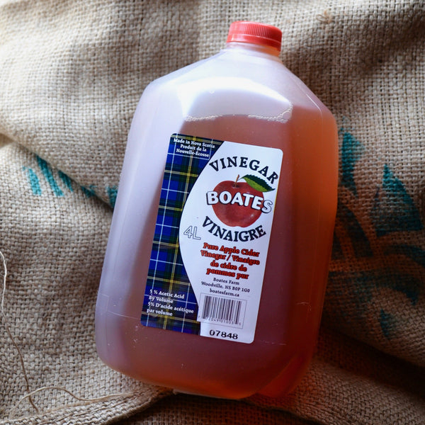 Boates - Apple Cider Vinegar (4L)