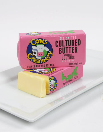 Cows - Cultured Butter Salted (250g)