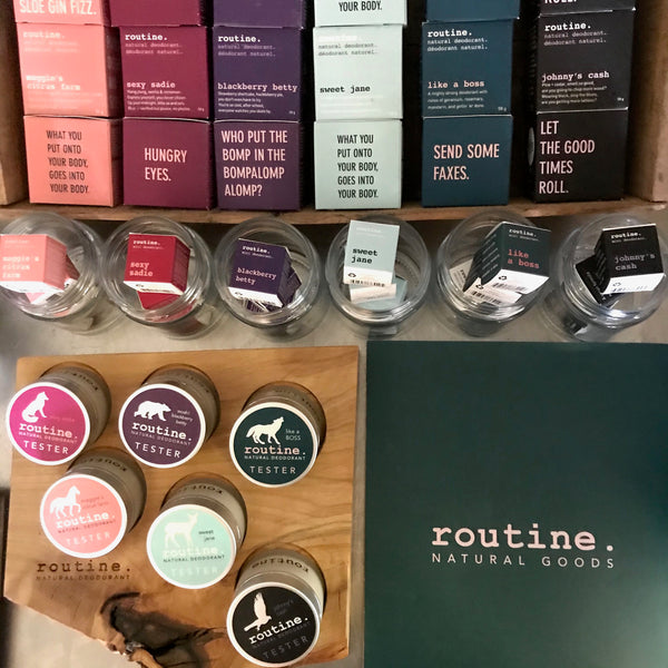 Routine Cream - 5g Mini