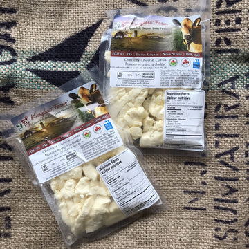 Knoydart Farms - Organic Cheese Curds (ea)