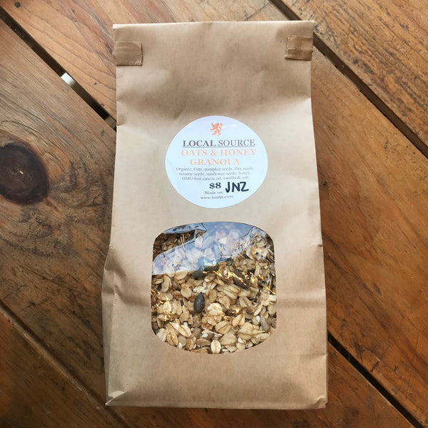 Local Source - Granola (500g)