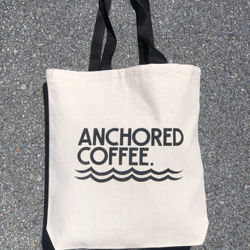 Anchored Coffee - Tote Bag