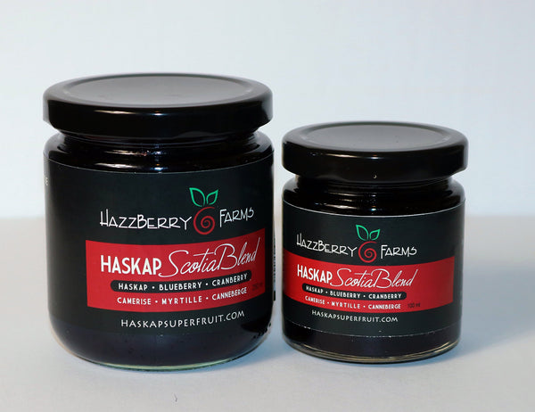 Hazzberry Farms - Haskap Scotia Blend Preserve (EA)