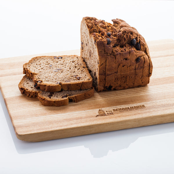 Schoolhouse - Cinnamon Raisin Bread (ea)