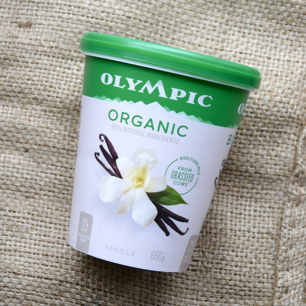 Olympic - Vanilla Yogurt (650g)