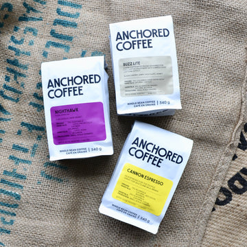 Anchored Coffee