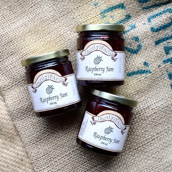 HardyWares - Raspberry Jam (250ML)