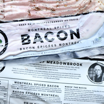 Meadowbrook - Montreal Smoked Bacon (EA)