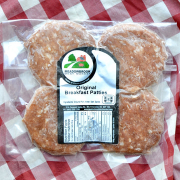 Meadowbrook - Original Breakfast Patties (4PK)
