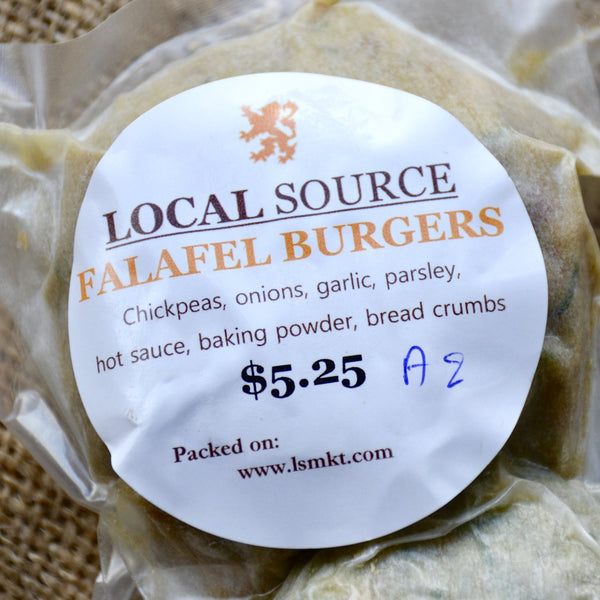 Local Source - Falafel Burgers (2PK)