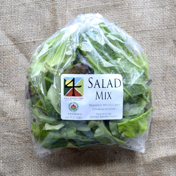 Four Seasons - Organic Salad Mix (ea)