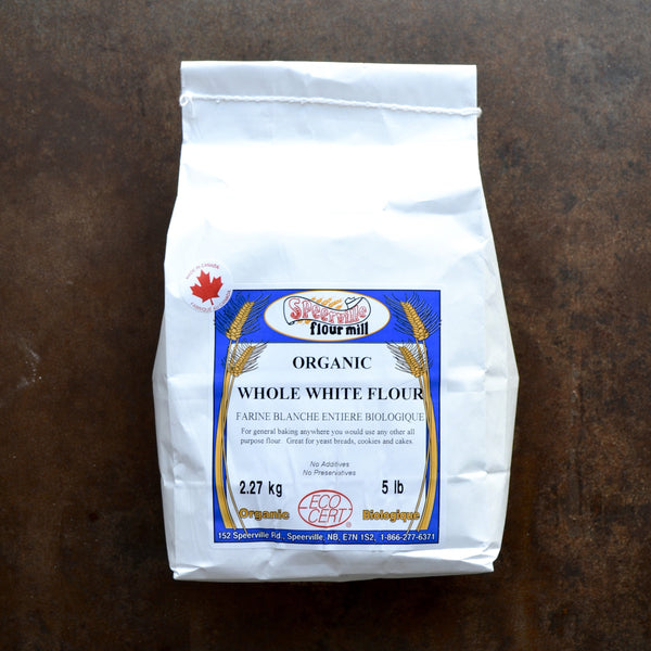 Speerville - Whole White Flour (2.27kg)