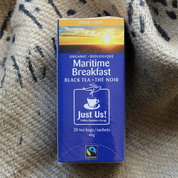 Just Us! - Maritime Breakfast Tea (40g EA)